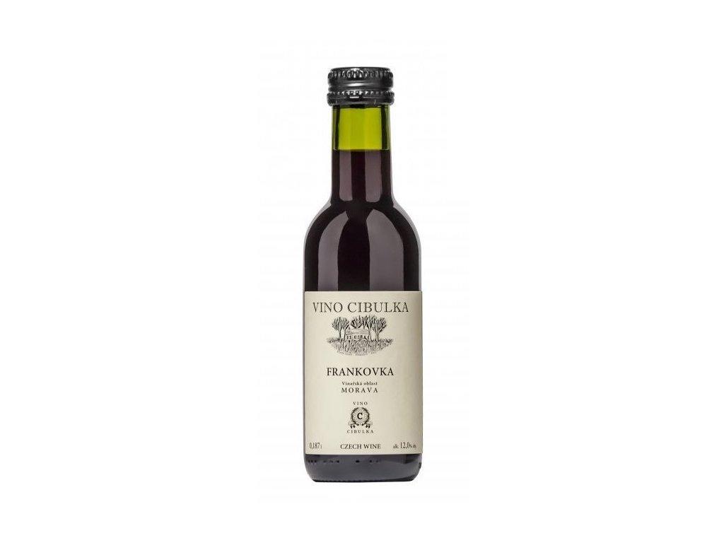 212 vino cibulka frankovka 0 187 l