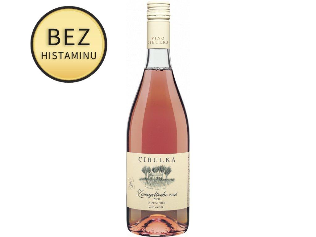 Zweigeltrebe rosé PS 2020 - 1/20ZWR