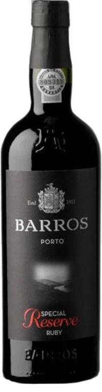 Barros Porto Special Reserve Ruby 0,75 l