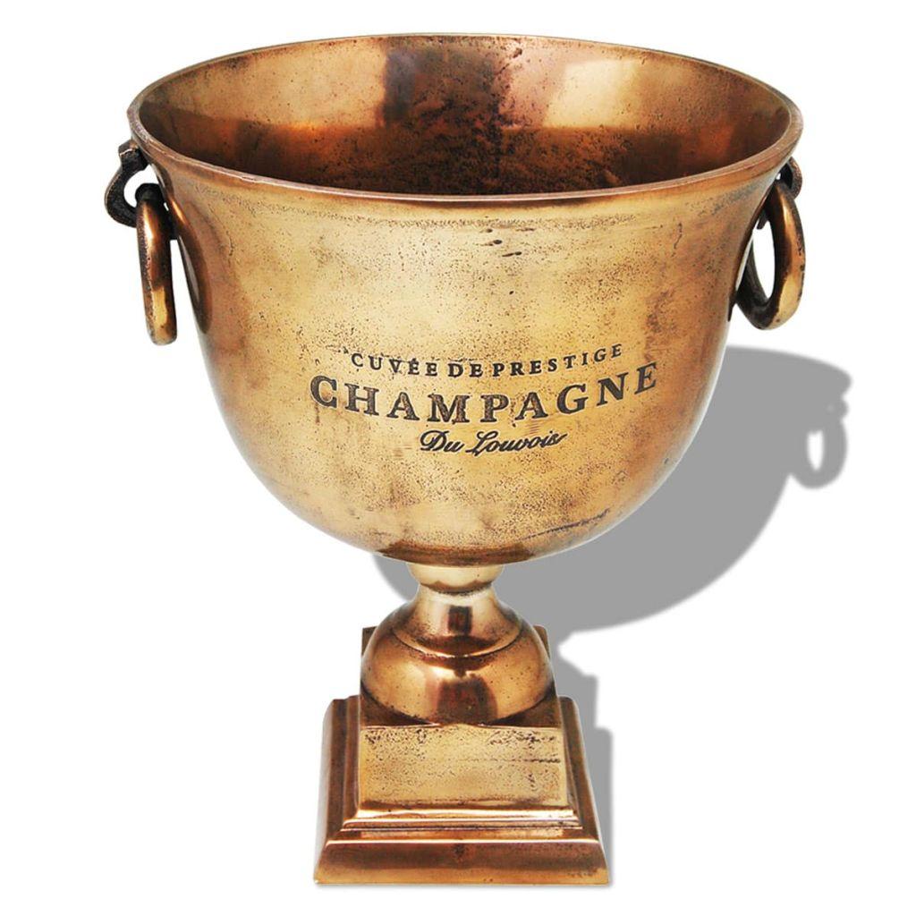 Pohár chladící na Champagne
