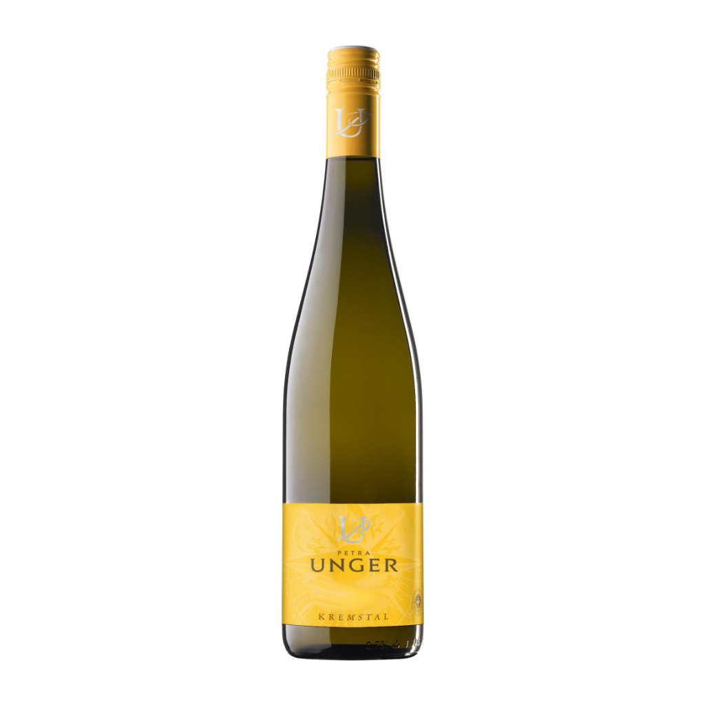 PETRA UNGER RIESLING Hinters Kirchl 2014