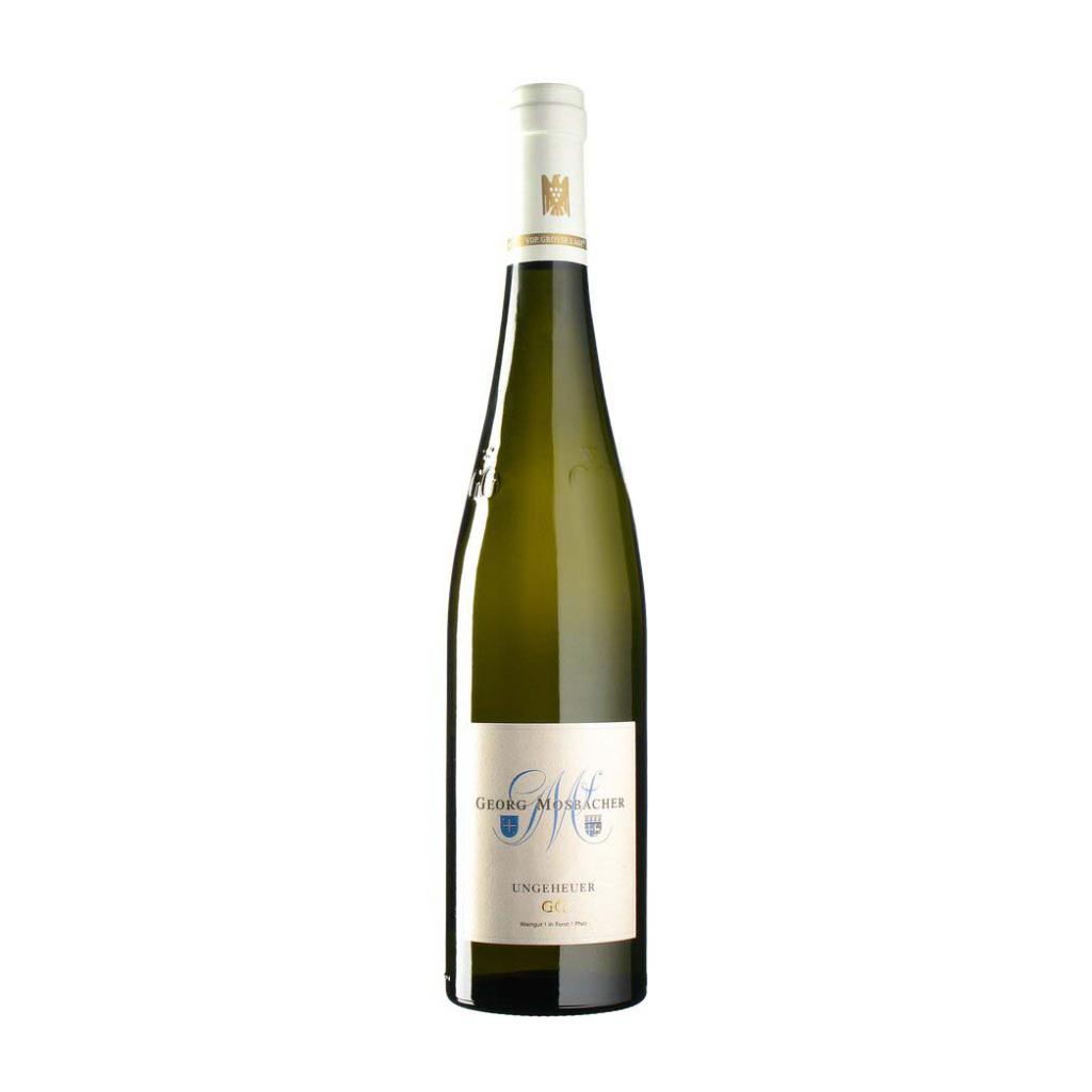 Ungeheuer Riesling Georg Mosbacher Wine of Germany Michal Procházka Vinotéka Klánovice