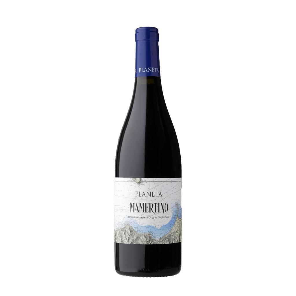 Planeta MAMERTINO Wine of Italy Michal Procházka Vinotéka Klánovice
