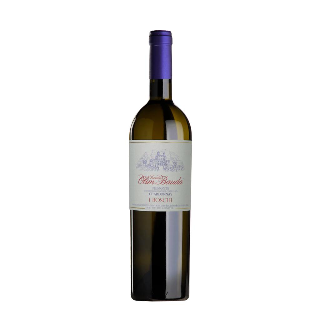 Olim Bauda Chardonnay Wine of Italy Michal Procházka Vinotéka Klánovice