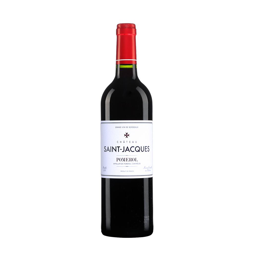 Château Saint Jacques 2016 Wine of France Michal Procházka Vinotéka Klánovice