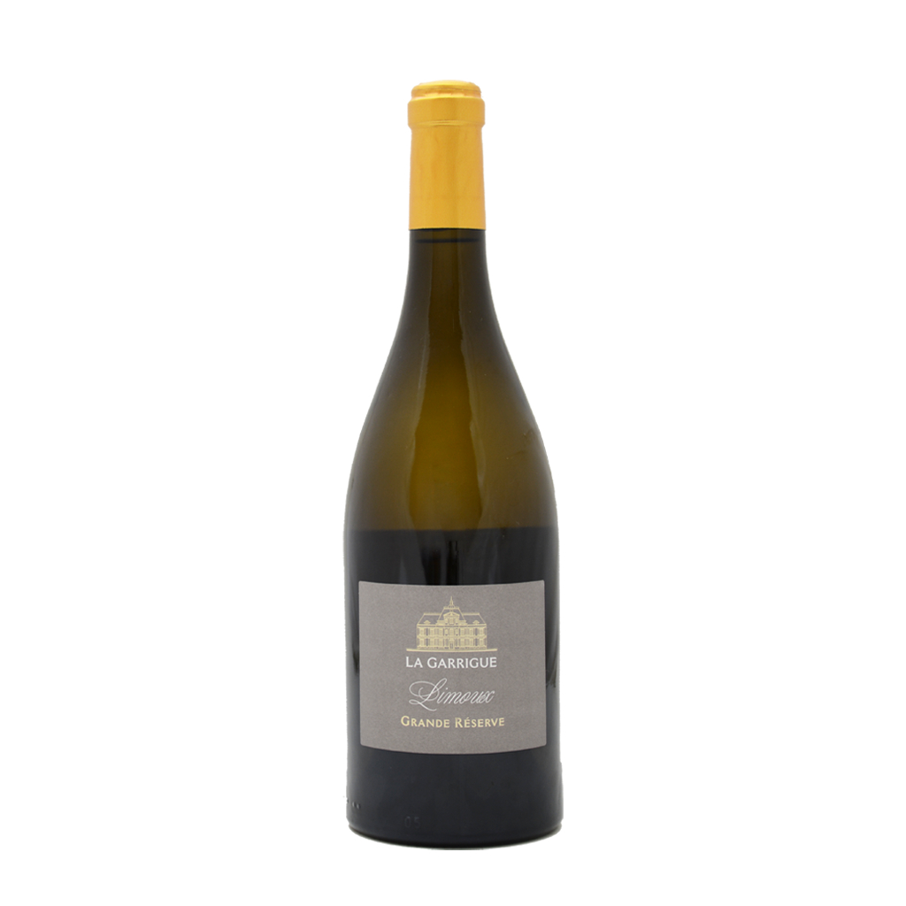 La Garrigue Limoux blanc Grande reserve Wine of France Michal Procházka Vinotéka Klánovice