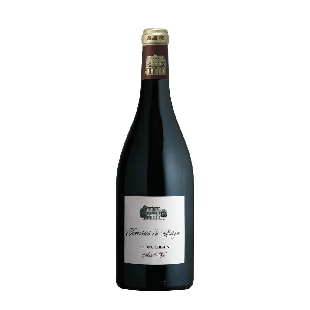 Terasses du Larzac Aurelie Vic Wine of France Michal Procházka Vinotéka Klánovice