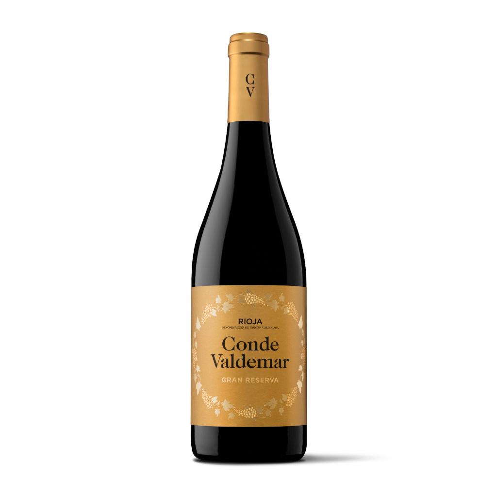Gran Reserva Conde Valdemar Bodegas Valdemar Rioja Wine of Spain Michal Procházka Vinotéka Klánovice