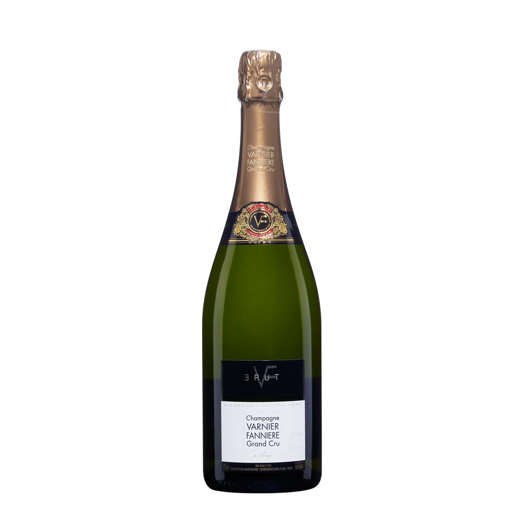 Varniere Fanniere Brut Champagne www.vinoecuore.cz Michal Procházka Vinotéka Klánovice