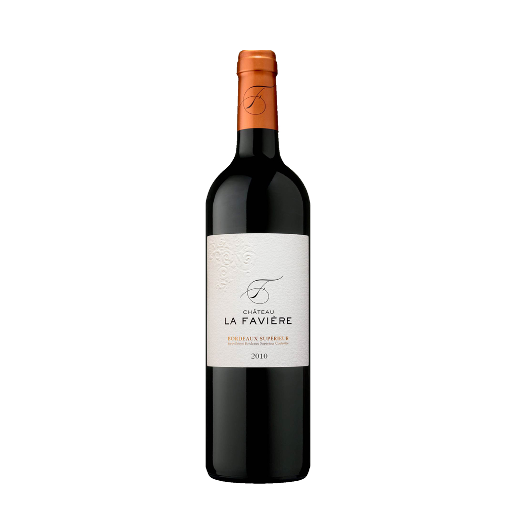 Chateau La Faviere Bordeaux Wine of France Michal Procházka Vinotéka Klánovice