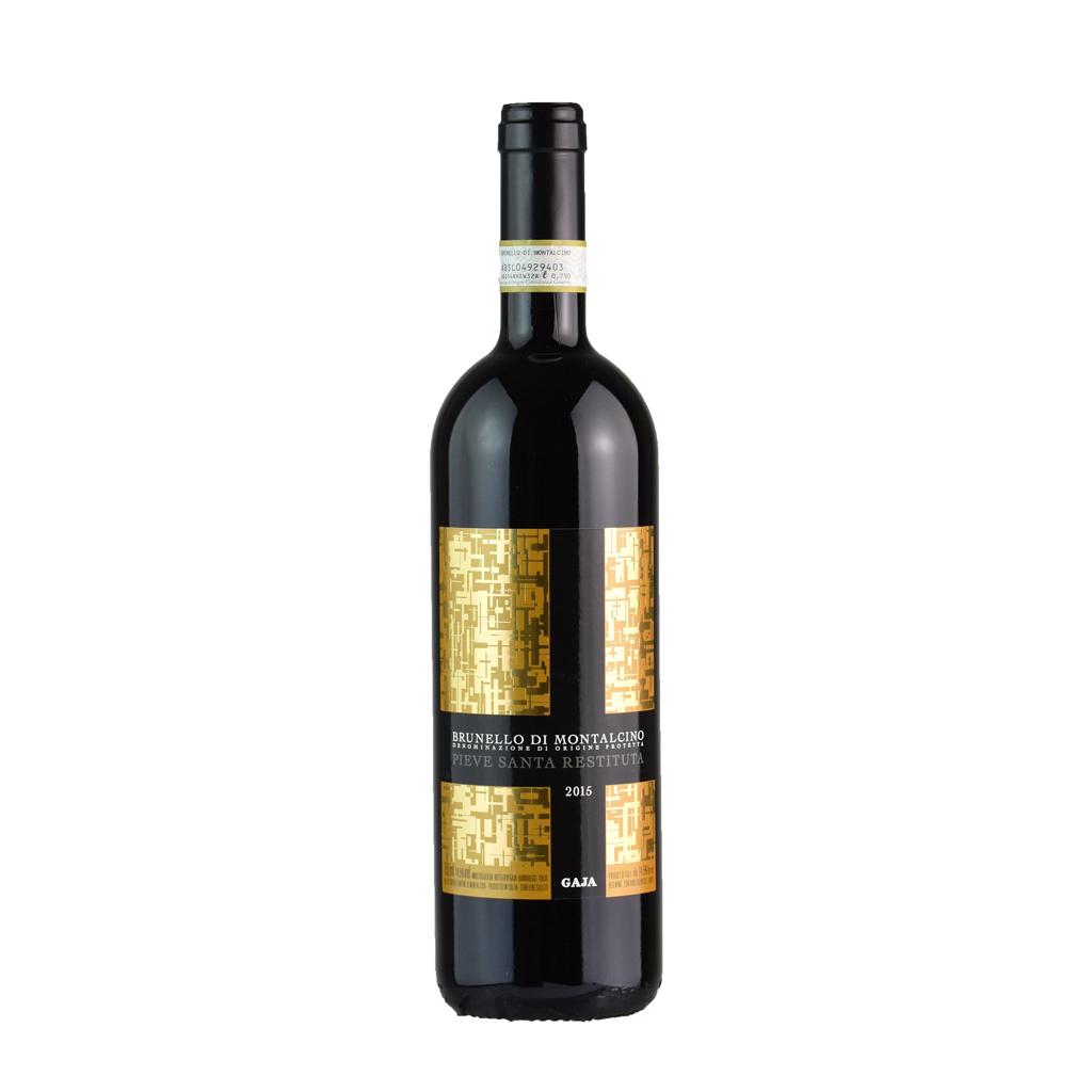 Brunello di Montalcino Pieve Santa Restituta Gaja Wine of Italy Michal Procházka Vinotéka Klánovice