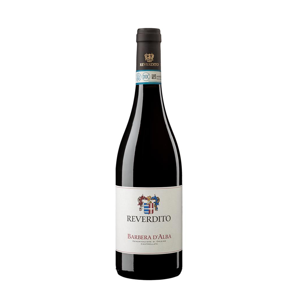 Barbera d Alba Michele Reverdito Wine of Italy Michal Procházka Vinotéka Klánovice