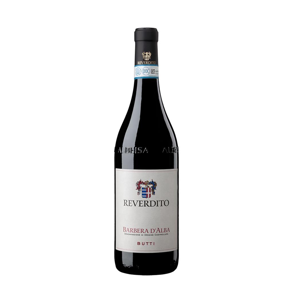 Butti Barbera d Alba Michele Reverdito Wine of Italy Michal Procházka Vinotéka Klánovice