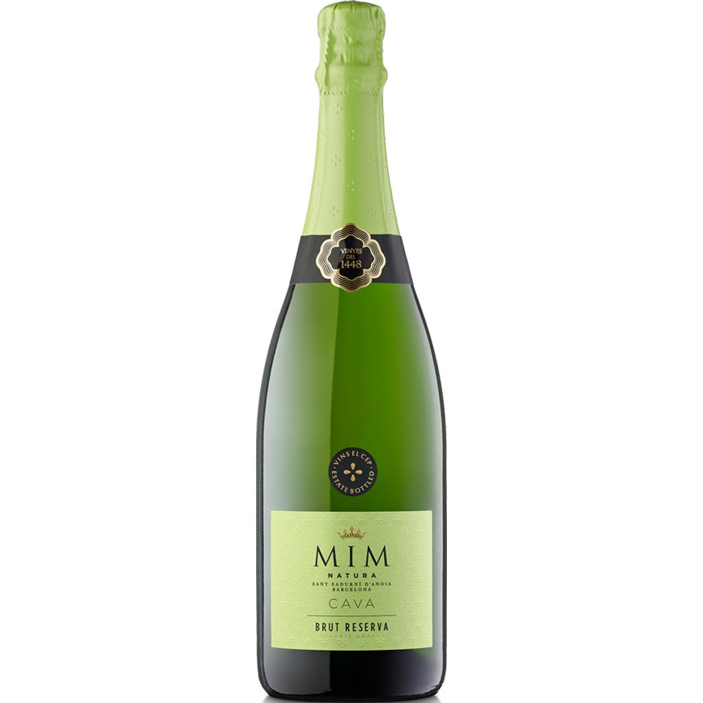 L MIM NATURA Brut Reserva Cava Vins el Cep nature vino e cuore Michal Procházka