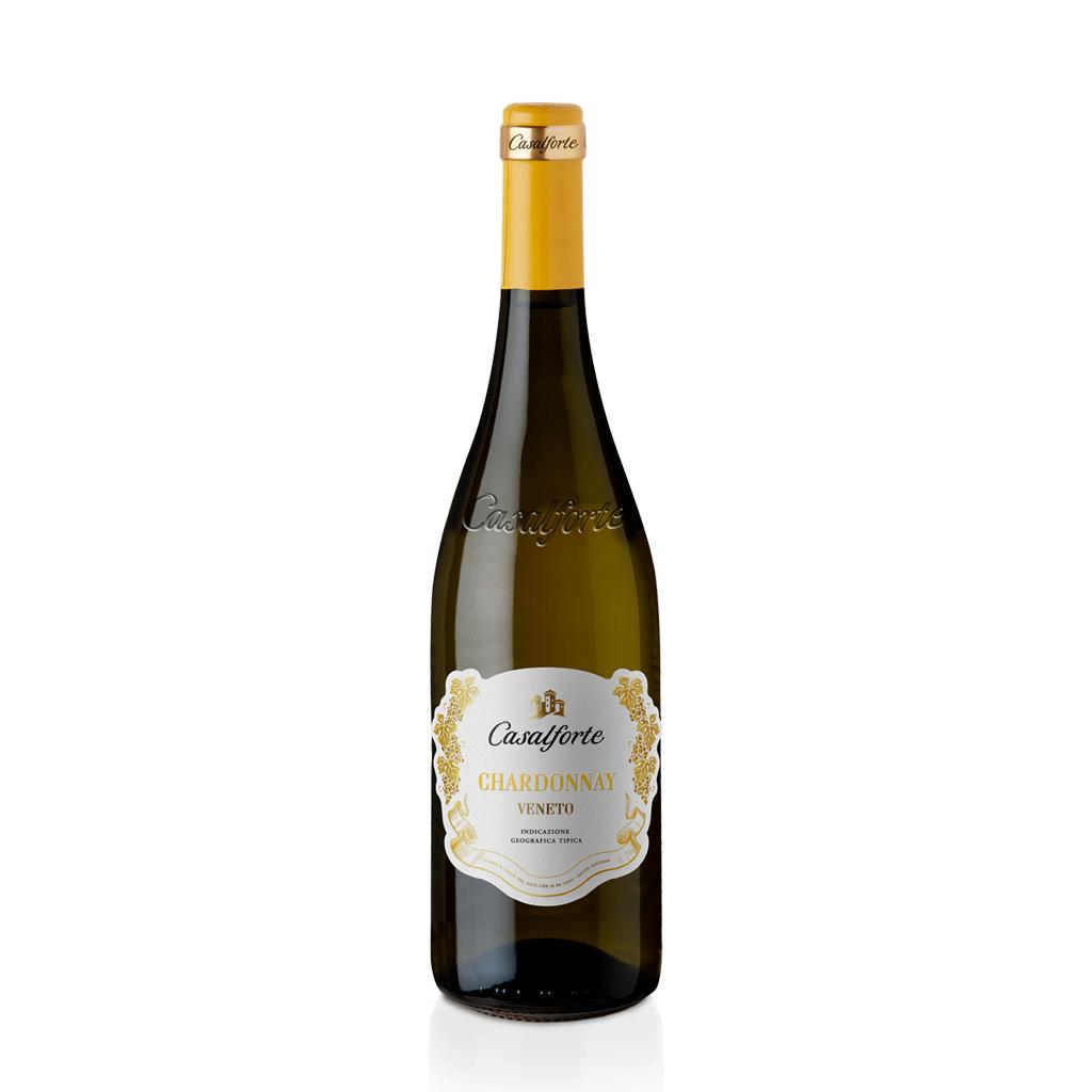 Casalforte Chardonnay Riondo Wine of Italy Michal Procházka Vinotéka Klánovice