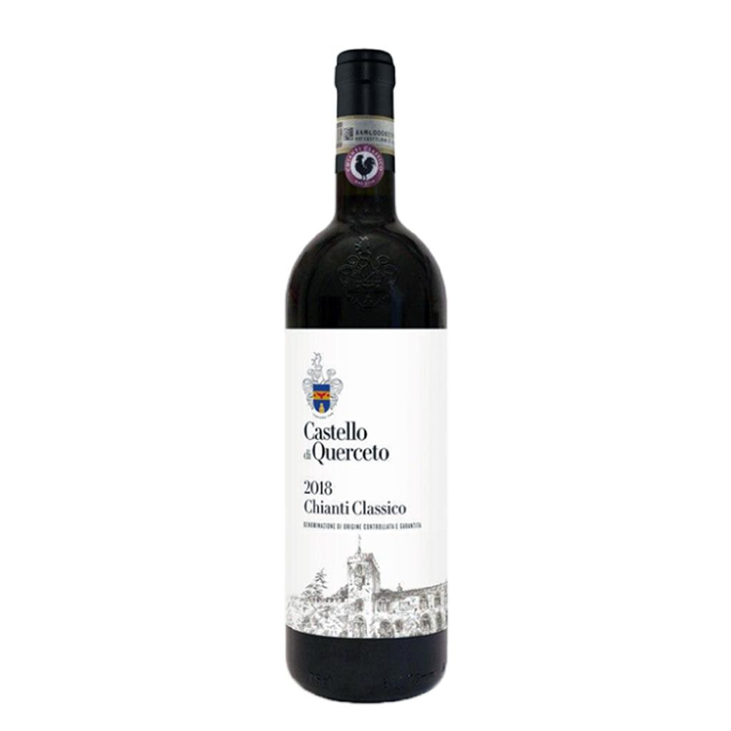 2018 Chianti Classico Castello di Querceto Wine of Italy Michal Procházka Vinotéka Klánovice