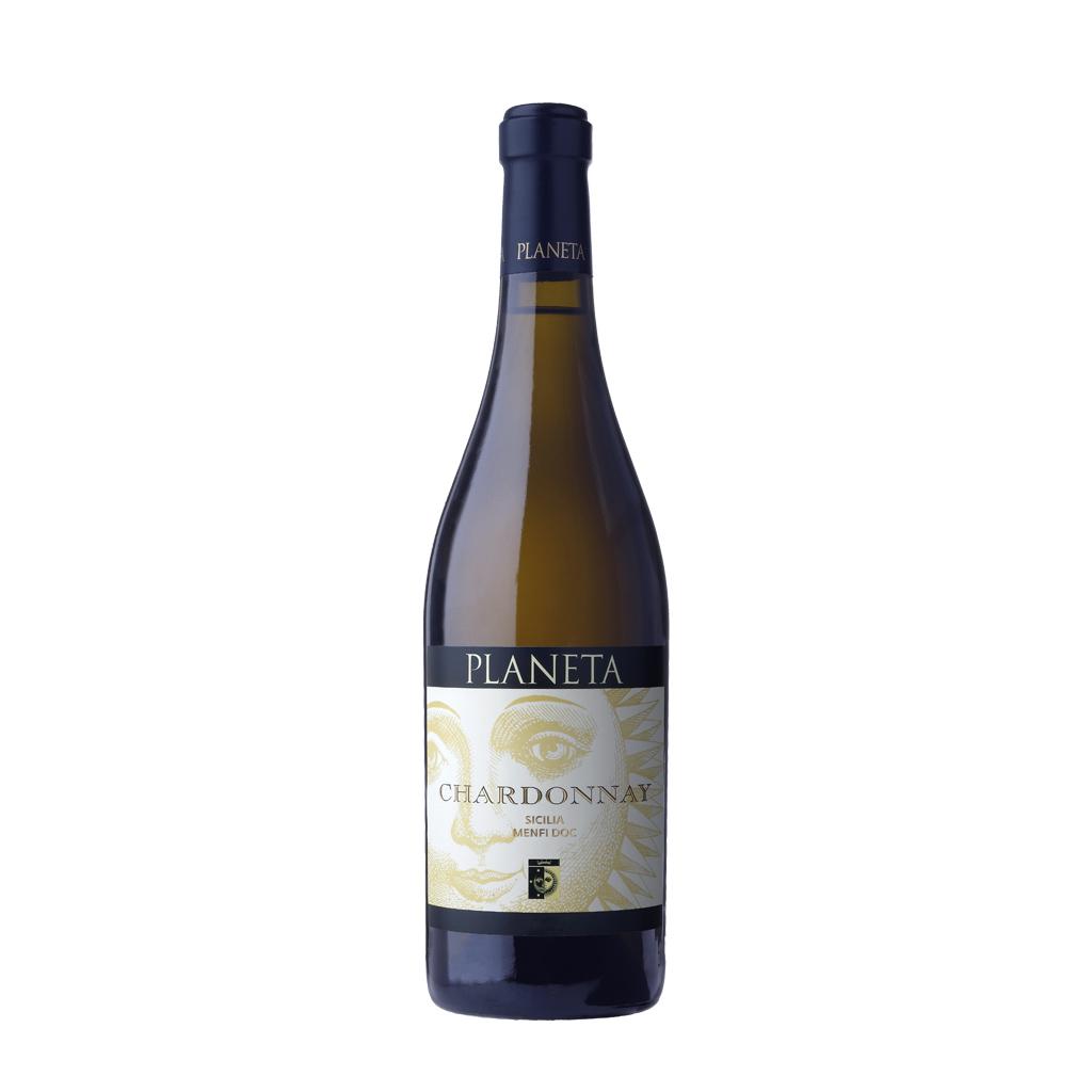 Planeta Chardonnay Wine of Italy Michal Procházka Vinotéka Klánovice