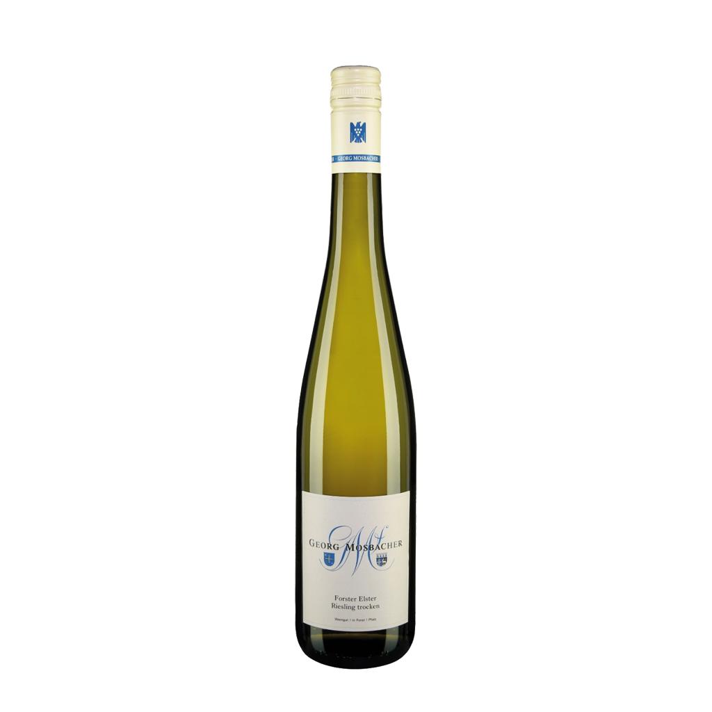 Forster Elster trocken 2019 Georg Mosbacher Wine of Germany Michal Procházka Vinotéka Klánovice