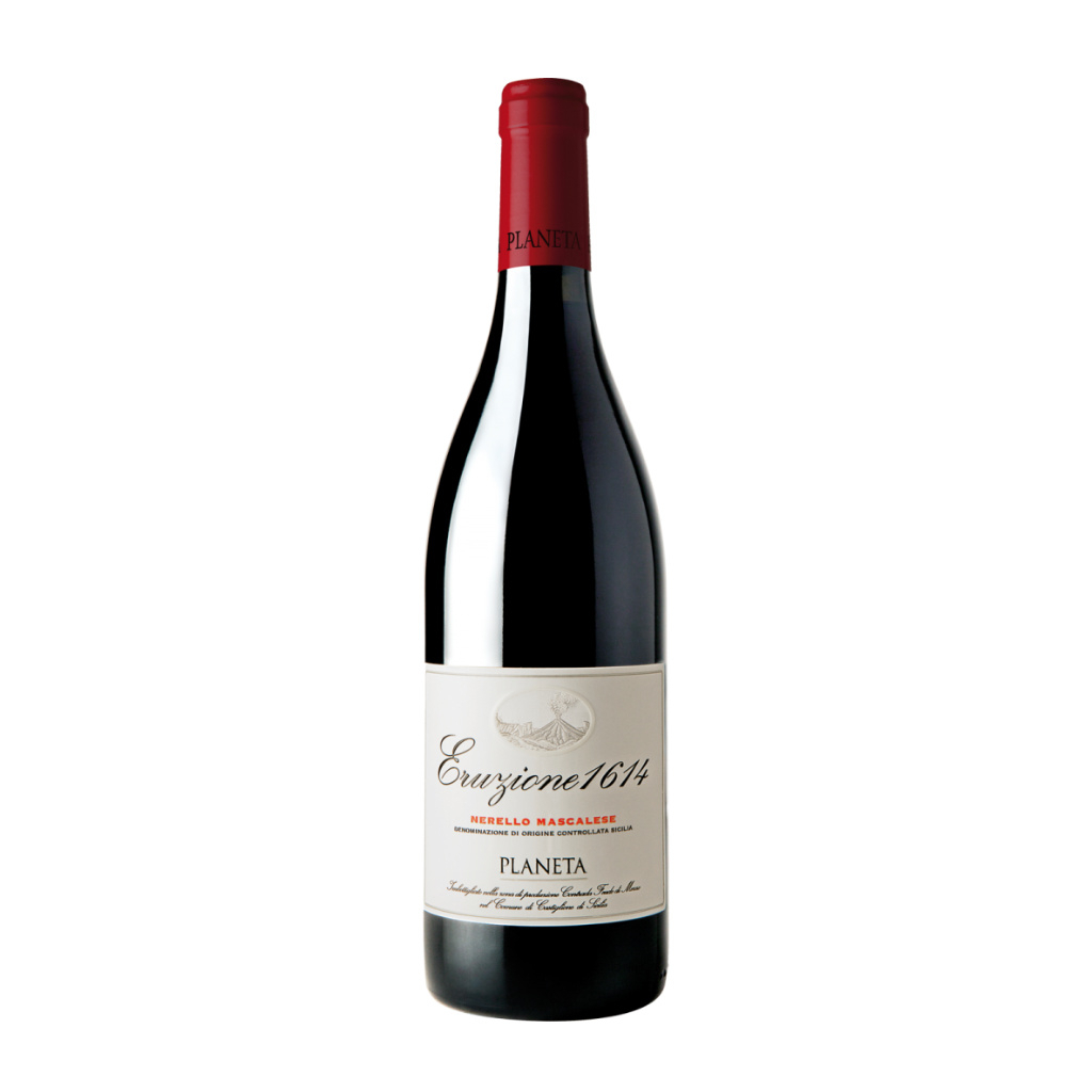 Nerello Mascalese 2018 PLANETA Etna Eruzione 1614 Wine of Italy Michal Procházka Vinotéka Klánovice