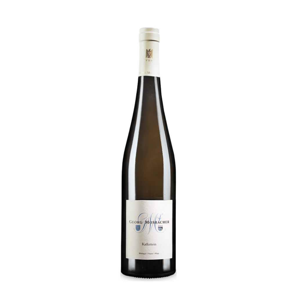 Kalkstein Riesling Georg Mosbacher Wine of Germany Michal Procházka Vinotéka Klánovice
