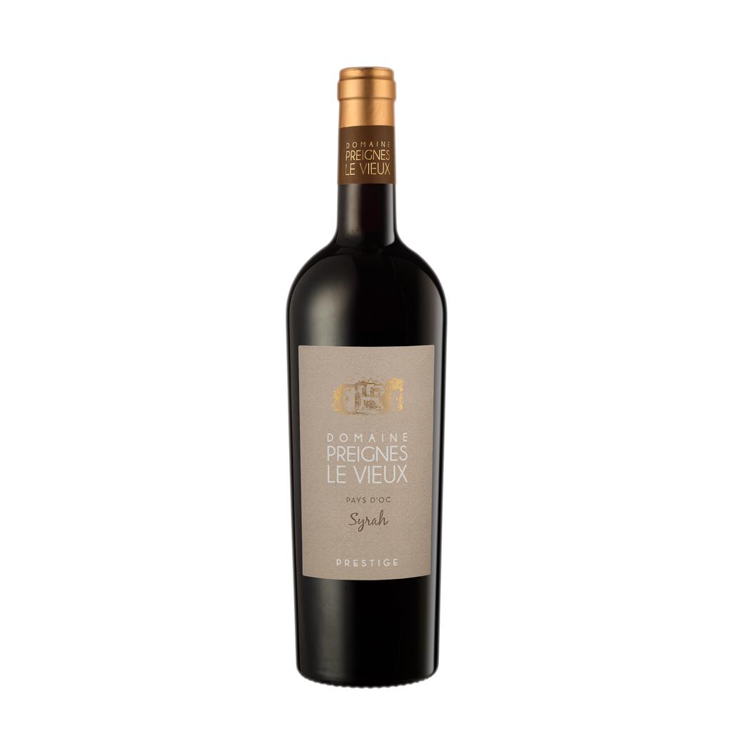 Vic Prestige Syrah Robert Vic Wine of France Michal Procházka Vinotéka Klánovice