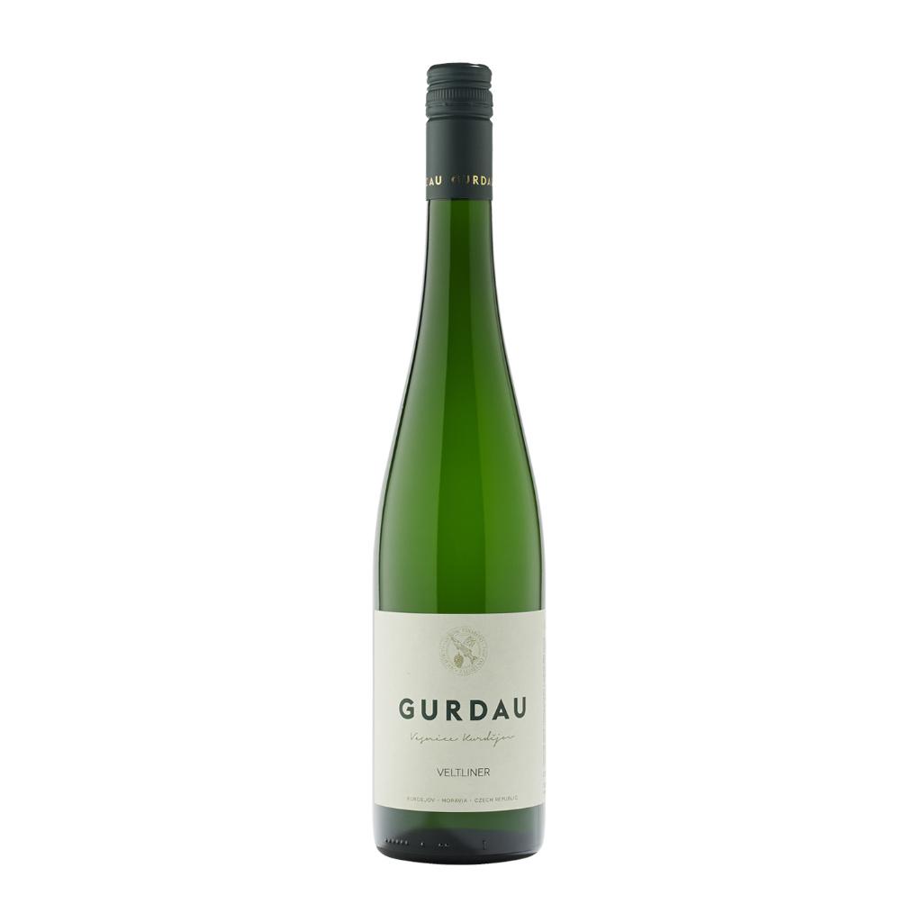 GURDAU Veltlínské zelené 2019