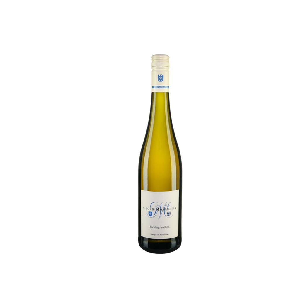 Riesling Georg Mosbacher Wine of Germany Michal Procházka Vinotéka Klánovice