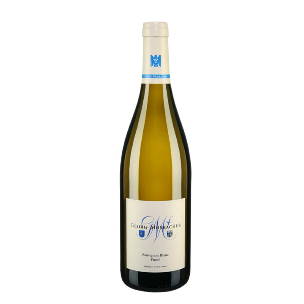 Sauvignon Fume Georg Mosbacher Wine of Germany Michal Procházka Vinotéka Klánovice