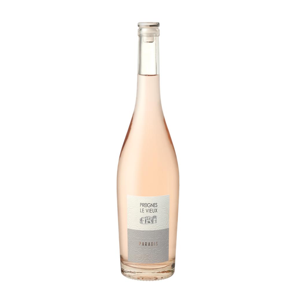 Vic Rosé Paradis Robert Vic Wine of France Michal Procházka Vinotéka Klánovice