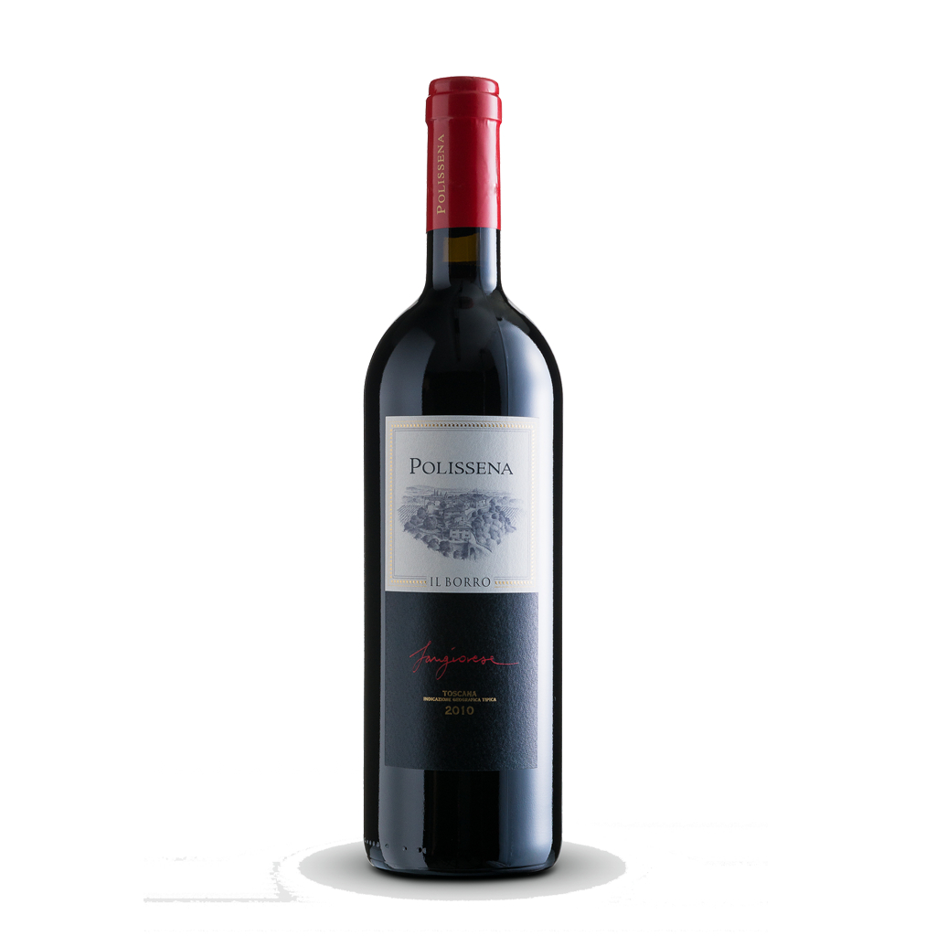 Polissena Il Borro Tuscany Toscana Wine of Italy Michal Procházka Vinotéka Klánovice