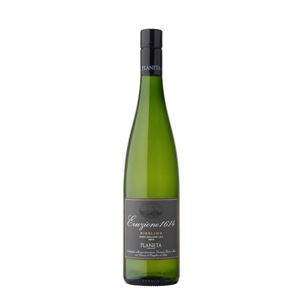 Planeta ETNA ERUZIONE 1614 Riesling Wine of Italy Michal Procházka Vinotéka Klánovice