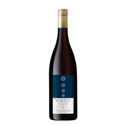 Mimuet Pinot noir riserva DEMETER biodynamic Alois Lageder 2016 Michal Procházka
