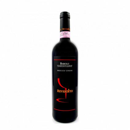 Bricco Cogni Michele Reverdito Wine of Italy Michal Procházka Vinotéka Klánovice
