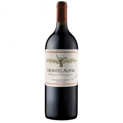 Montes Vino e Cuore Michal Procházka Alpha Cabernet Sauvignon 1,5 l magnum