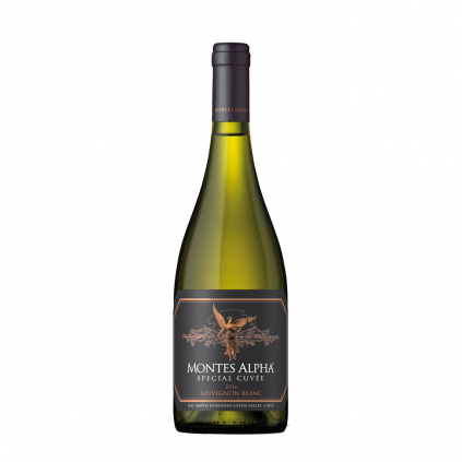 Montes Alpha Special Cuvée Sauvignon Blanc Vino e Cuore 2016 Wine of Chile Michal Procházka