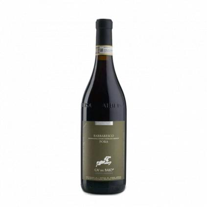 Pora Barbaresco Ca del Baio Wine of Italy Michal Procházka Vinotéka Klánovice