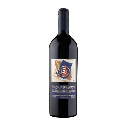 Il Sole Di Alessandro Castello di Querceto Wine of Italy Michal Procházka Vinotéka Klánovice