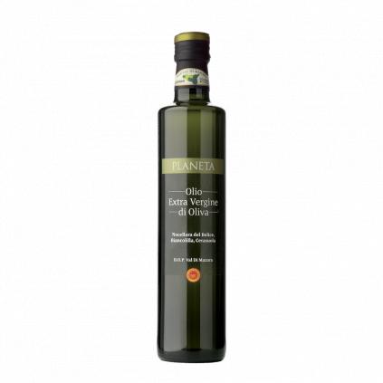 Planeta 0,5 l Extra Virgin Olive Oil val di Mazara Wine of Italy Michal Procházka Vinotéka Klánovice