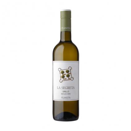 PLANETA Grillo Wine of Italy Michal Procházka Vinotéka Klánovice