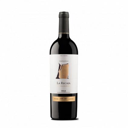 La Recaja Bodegas Valdemar Rioja Wine of Spain Michal Procházka Vinotéka Klánovice