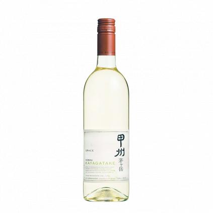 Kaygatake Koshu Grace Wine of New Japonsko Michal Procházka Vinotéka Klánovice