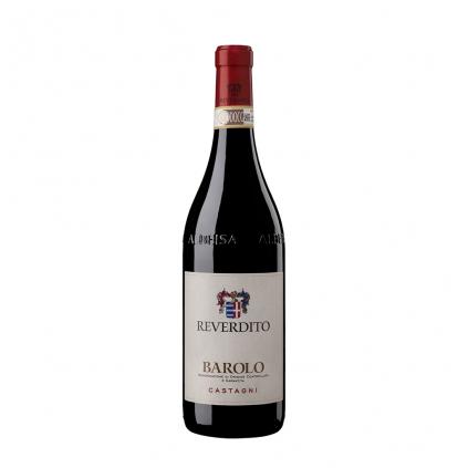 Castagni Barolo Reverdito Wine of Italy Michal Procházka Vinotéka Klánovice