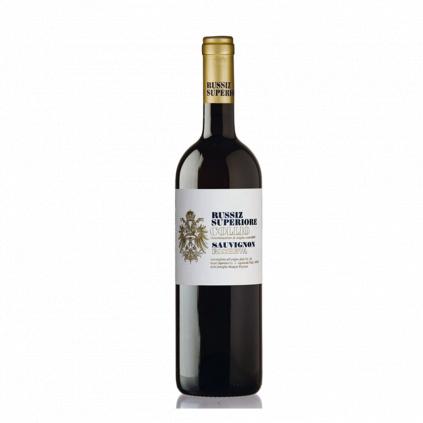 Sauvignon Riserva Russiz Superiore Marco Felluga Colio Wine of Italy Michal Procházka Vinotéka Klánovice