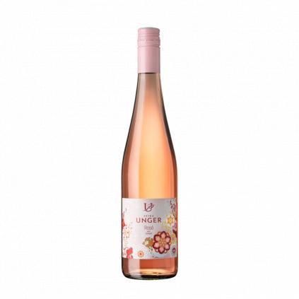 Rosé Q flower Petra Unger Kremstal Wine of Austria Michal Procházka Vinotéka Klánovice
