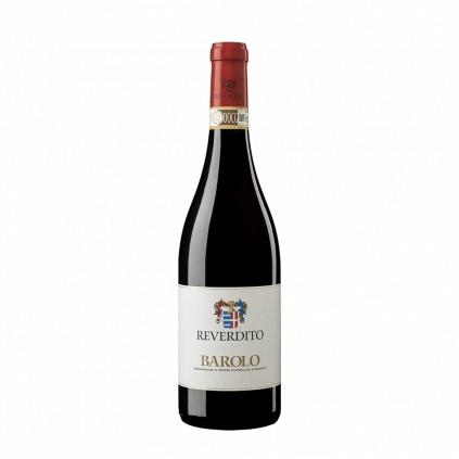 Barolo Docg Michele Reverdito Wine of Italy Michal Procházka Vinotéka Klánovice