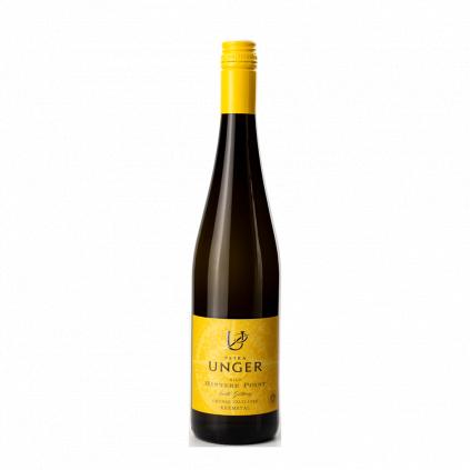 Kremstal Petra Unger Ried Hintere Point Gruener Veltliner Petra Unger Kremstal Wine of Austria Michal Procházka Vinotéka Klánovice