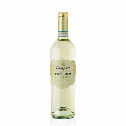 Casalforte Pinot Grigio Riondo Wine of Italy Michal Procházka Vinotéka Klánovice