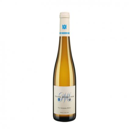MOSBACHER RIESLING Deidesheimer Herrgottsacker Auslese Le tonneau divin www.vinotekaklanovice.cz