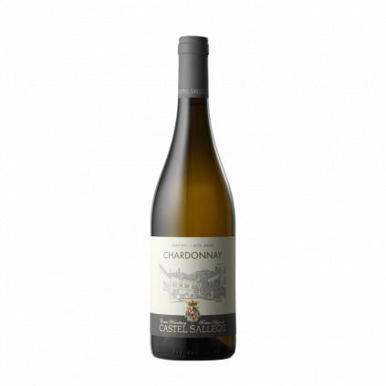 CHARDONNAY NEW Castell Sallegg Wine of Italy Michal Procházka Vinotéka Klánovice