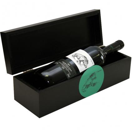 Box Cignale Castello di Querceto Wine of Italy Michal Procházka Vinotéka Klánovice